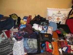 Packliste für eine Weltreise