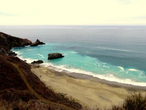 Aussicht von der Scenic Route 1