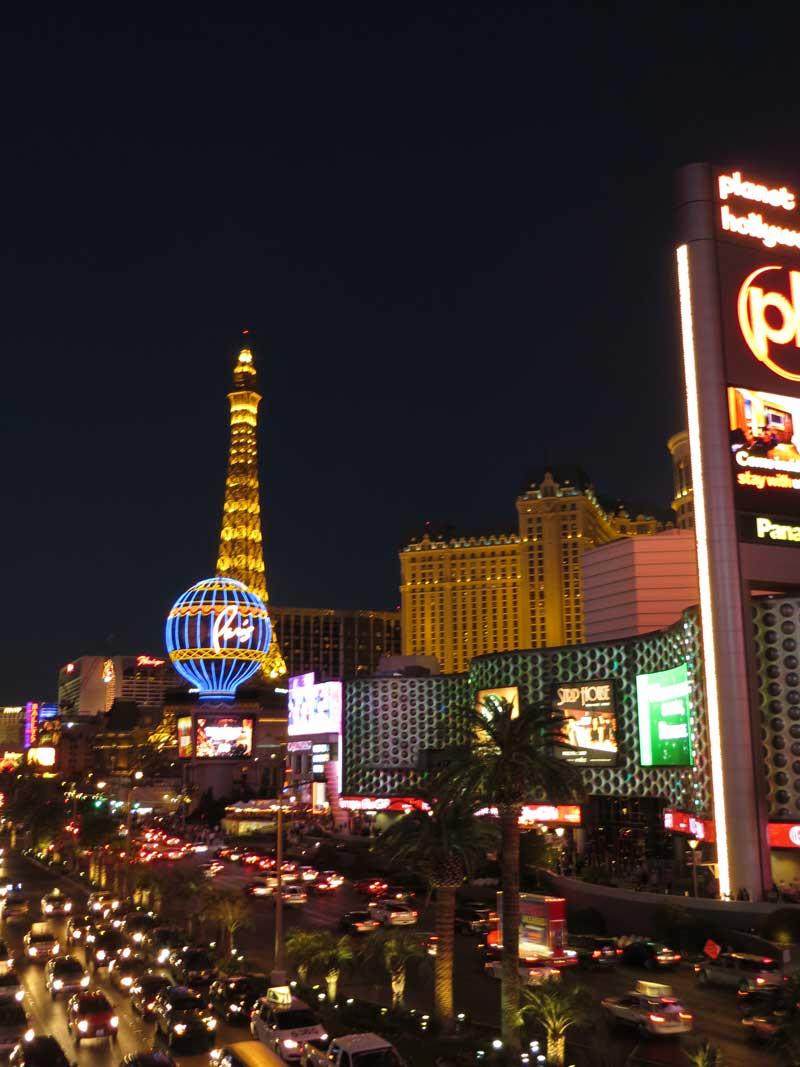 Wie Viel Uhr Ist Es In Las Vegas