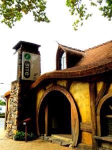 In Matamata befindet sich die wahrscheinlich schönste Tourist-Info der Welt.