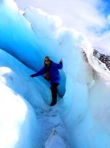 Franz Josef Gletscherwanderung in Neuseeland